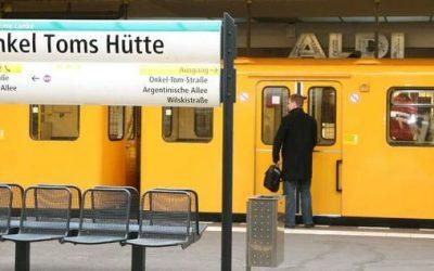 """Der Name """"Onkel Toms Hütte"""""""