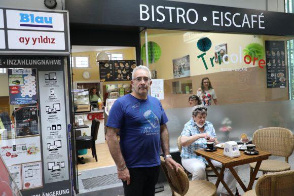 TRICOLORE. ITALIENISCHES BISTRO UND EISCAFE