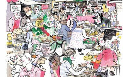 Onkel Toms Wochenmarkt