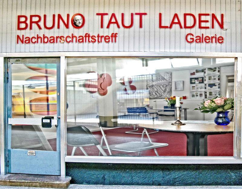 Bruno Taut Laden