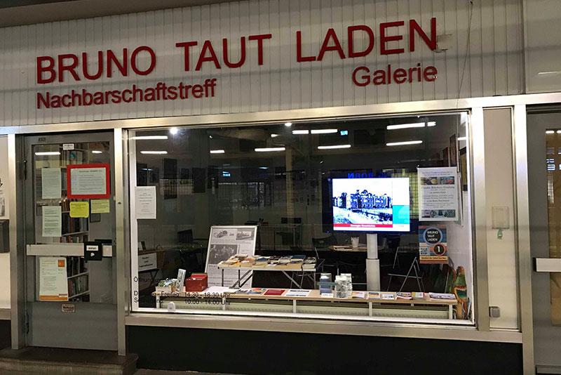 Aktuelles Juli 2020 - Bruno Taut Laden