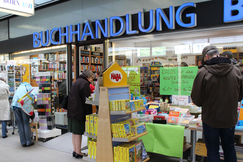 Buchhandlung Born