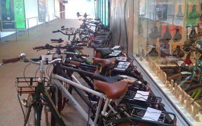 Fahrrad Lippke macht Urlaub.