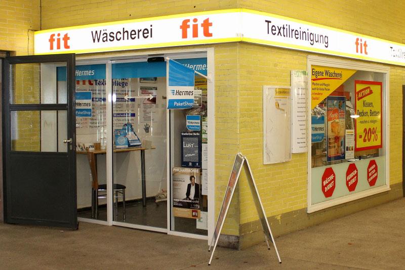 fit Wäscherei + Textilreinigung