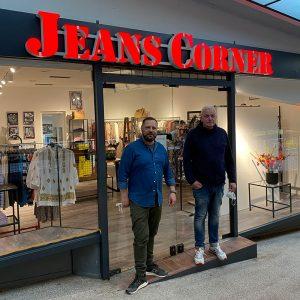 Jeans Corner in Onkel Toms Ladenstraße