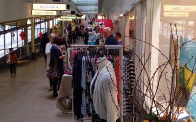 Jeans Corner – Frühjahrs-Mode in neuen Räumen