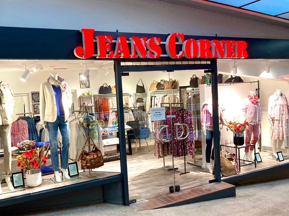 Jeans Corner - Damenmode in Onkel Toms Ladenstraße in Berlin-Zehlendorf