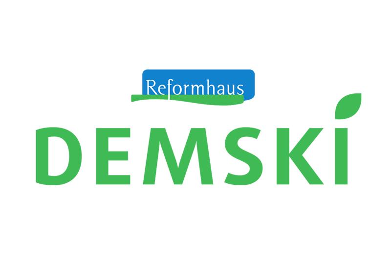 Logo Reformhaus Demski