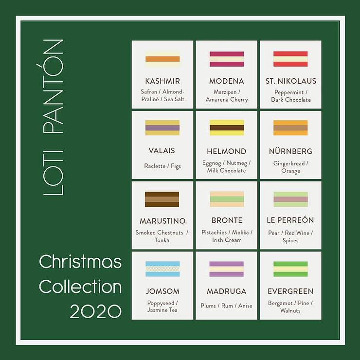 Christmas Collection von Loti Panton