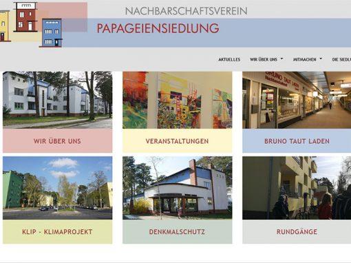 Aktuelles Juli 2020 - Website Papageiensiedlung