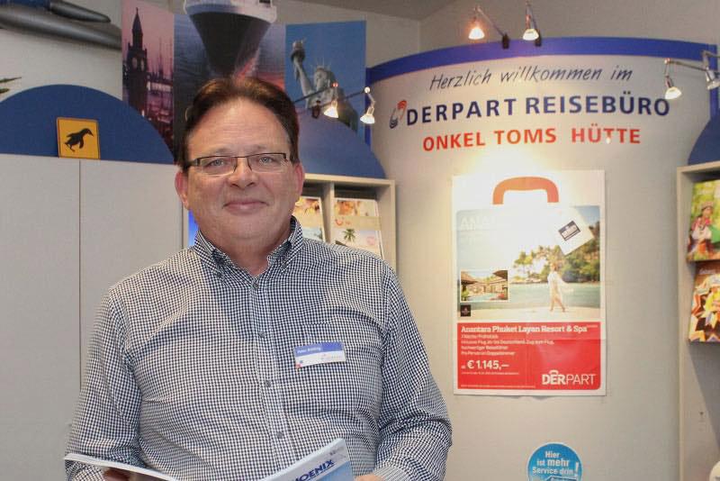 Abschied nach über 70 Jahren: Onkel Toms Reisebüro und Lotto verlassen die Ladenstraße.