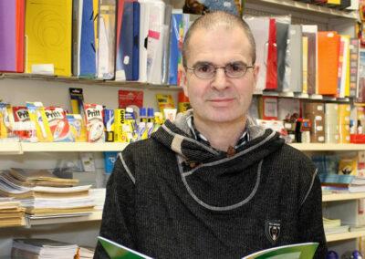 Foto-Schreib-Spielwaren-Shop