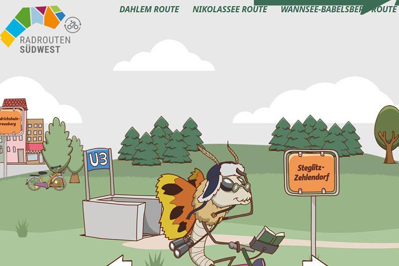Sehenswert Onkel Toms Hütte - Dahlem Route