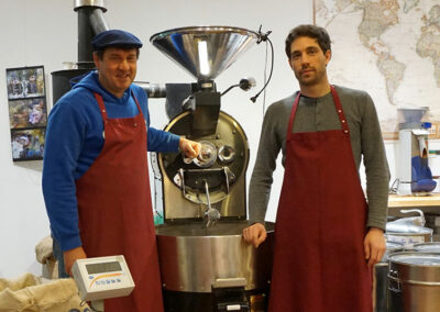 Toms Kaffeerösterei
