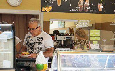 Tricolore. Das neue italienische Bistro und Eiscafé